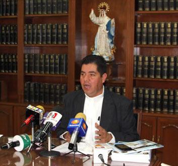 Pide la diócesis no hacer críticas baratas del segundo informe