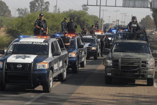 El patrullaje militar en Aguascalientes no es novedad