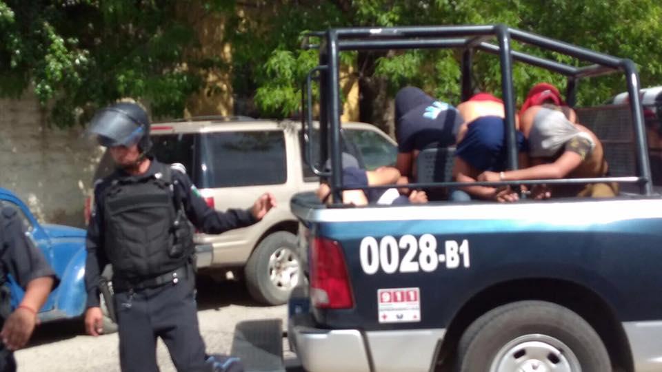 Respalda Tere Jiménez a su Secretario de Seguridad y policías