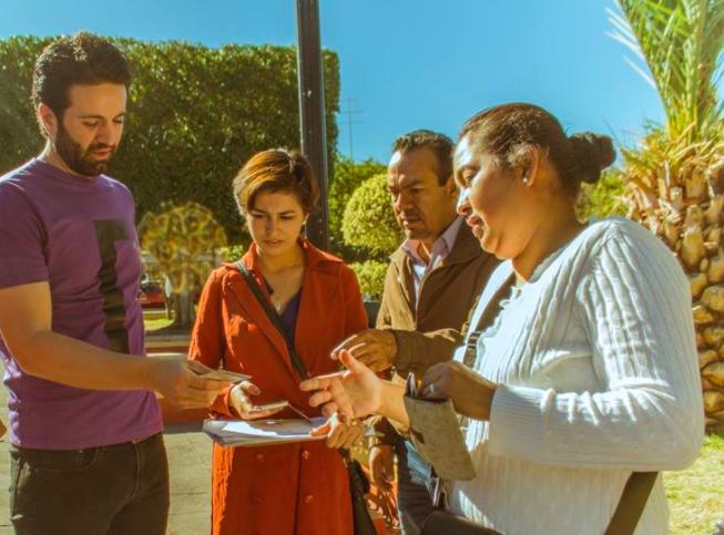 Logra independiente de Aguascalientes firmas para candidatura federal
