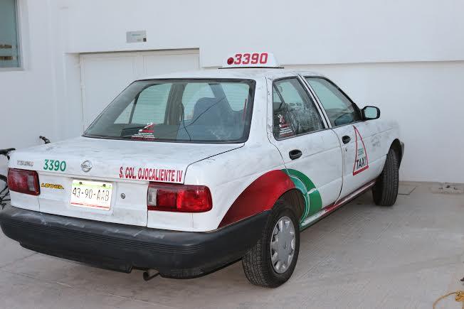 Ya no hay tráfico de taxis en Aguascalientes