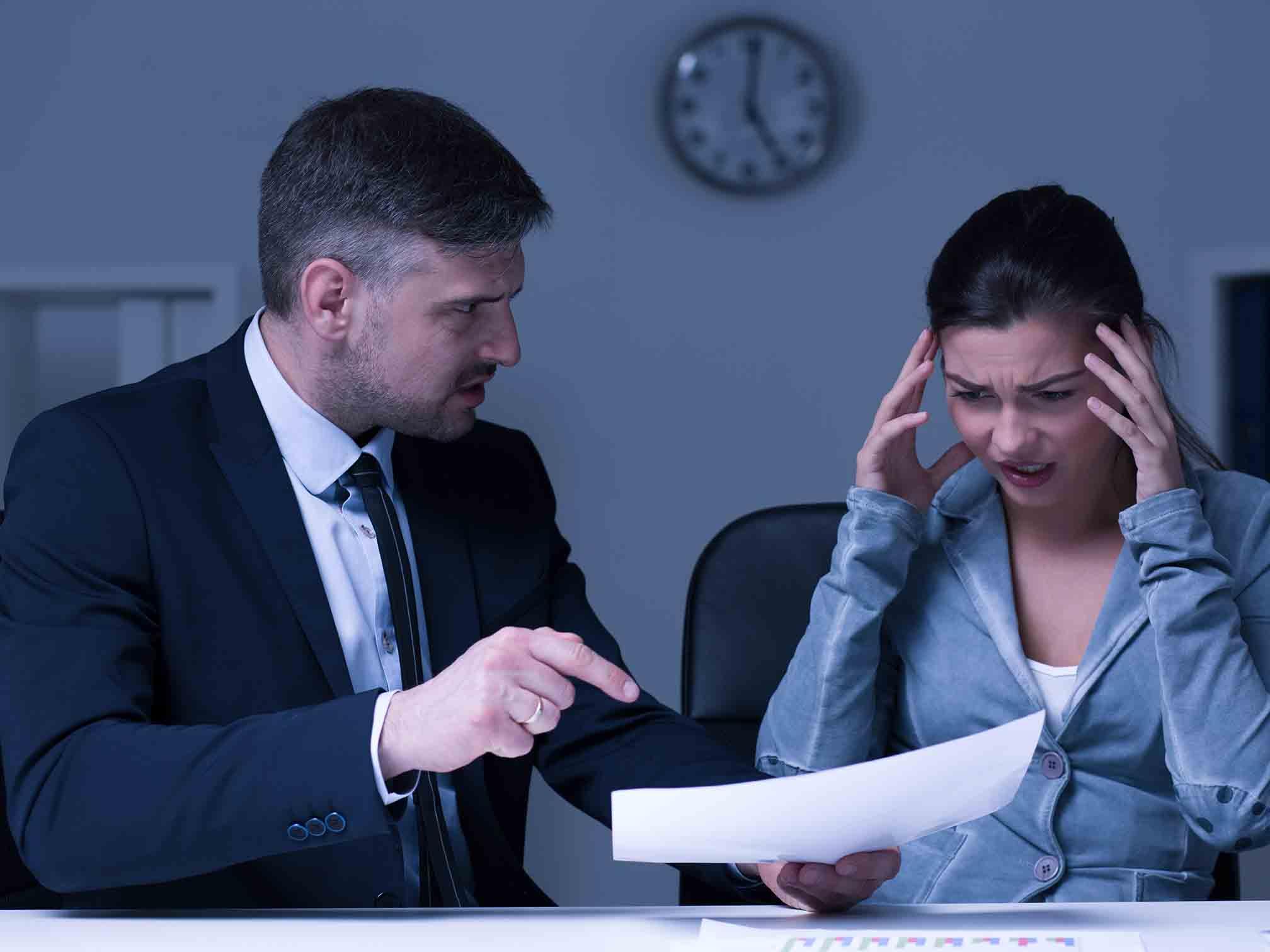 Titular del IAM acepta acoso laboral en gobiernos