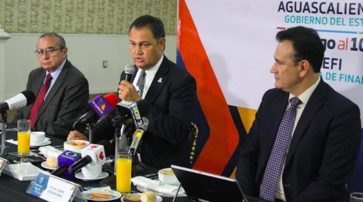 Interpone SEFI denuncia en contra de ex funcionarios
