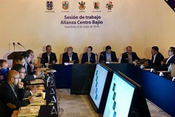 Reclama Gobernador apoyo de la Federación a la zona Centro-Bajío