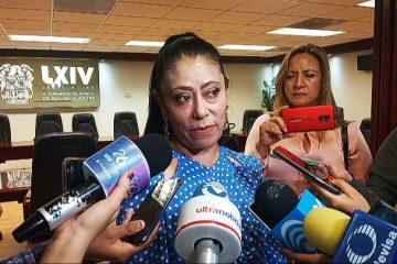 Diputada acusa a morosos de VEOLIA