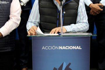 Morena busca desaparecer poderes en Guanajuato y Tamaulipas: Báez