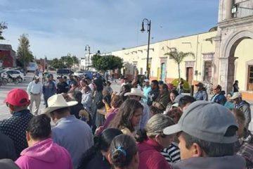 Justifica alcaldía de El Llano despido de trabajadores