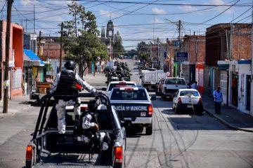 Alcaldes reclamarán presupuesto al Secretario de Seguridad y Protección Ciudadana