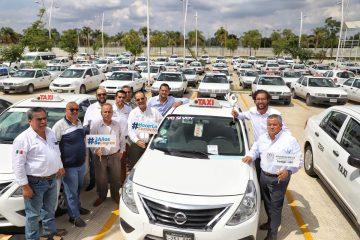 170 concesiones de taxi otorgadas por Lozano, fueron irregulares