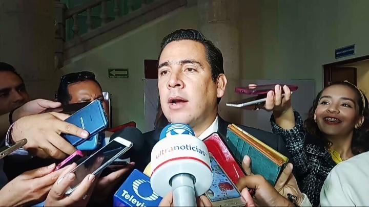Fuero y protección a la vida, prioridad de Gustavo Báez a su regreso