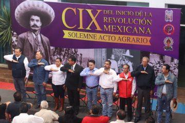 Unión sin colores partidistas, pide alcalde a organizaciones campesinas