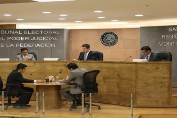 Sala Monterrey revoca Acuerdo del IEE sobre financiamiento a partidos políticos