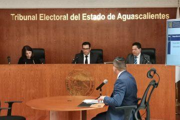 Tribunal Electoral da espaldarazo a Cuitláhuac Cardona