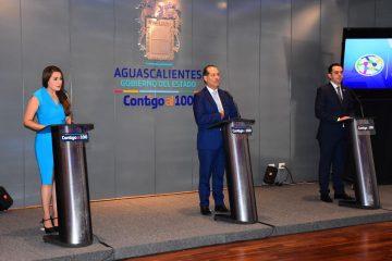 Anuncia Gobierno y Alcaldía bolsa económica de ayuda por #COVID-19