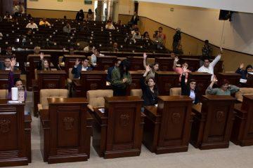 Avala Congreso readecuación presupuestal para el ejecutivo, Calvillo, Pabellón y Cosío