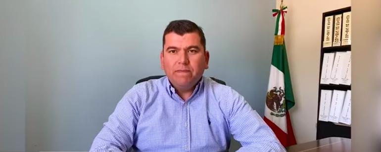 Alcalde de Calvillo solicita al Secretario de Seguridad su renuncia