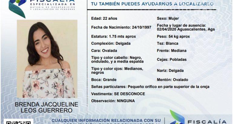 Mujer reportada como desaparecida pudo incurrir en falsedad de declaraciones