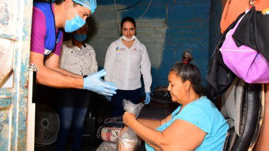 Arranca entrega de apoyos alimentarios en Aguascalientes – Al ...