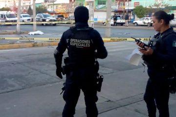 Policía franco mata a asaltante cuando intentaron atracarlo
