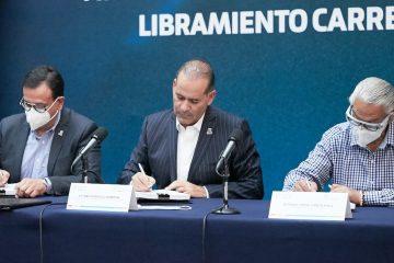Pone Gobierno plazo a PINFRA, en 2021 deberá concluir tramo federal y en 2022 el estatal