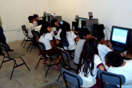 47% de estudiantes en Aguascalientes sin acceso a internet