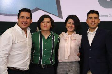 Invita Gustavo Báez a jóvenes a participar en parlamento juvenil