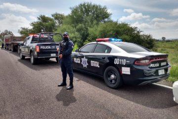 Sacó de circulación la policía estatal 70 blancos prioritarios durante el primer semestre del 2020