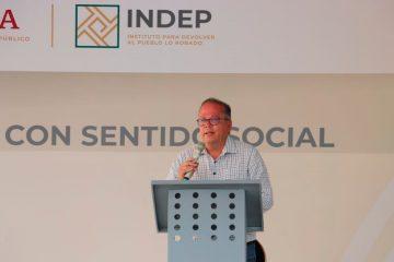 Responde ex titular del INDEP y dice tener las manos limpias