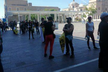 Nueva protesta por restricciones en la movilidad